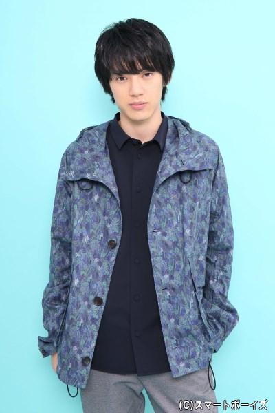 主人公・水川蓉一役を演じる渡邉 剣さん