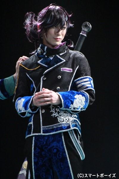 ルカ=クレメンス役の大海将一郎さん