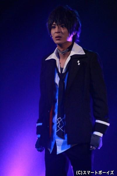 無神ルキ役の斉藤秀翼さん