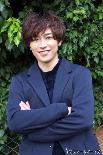 吉田稔麿役の鈴木勝吾さん「渡された台本の台詞量を見て、正直今は不安しかないです(苦笑)」