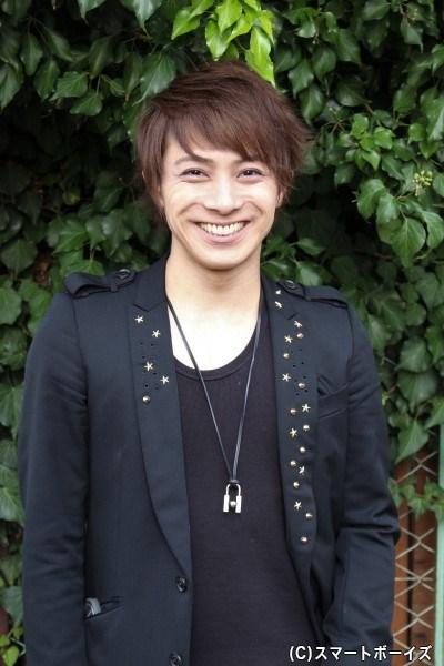 藤堂平助役の米原幸佑さん「純矢の笑いのセンスは信用してるので楽しみながらやりたいです」
