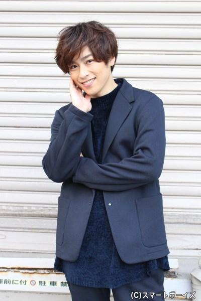 吉田稔麿役の鈴木勝吾さん「芝居に対する池田純矢の真っすぐさが僕は大好きです」