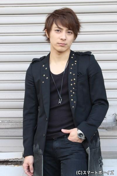 藤堂平助役の米原幸佑さん「勝吾とはココア男。解散以来の共演。楽しみでしょうがない!」