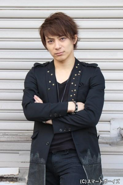 藤堂平助役の米原幸佑さん「純矢にとって愛着のある役を任されて嬉しい。期待に応えたいですね!」