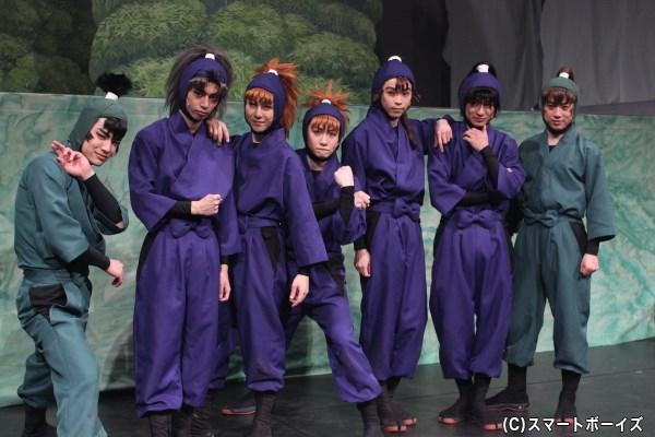 第9弾は五年生&六年は組コンビが忍術学園奪還に奮闘!