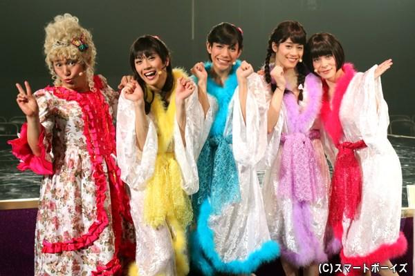(左から)小林顕作さん、芹沢尚哉さん、古谷大和さん、石田隼さん、藤原祐規さん