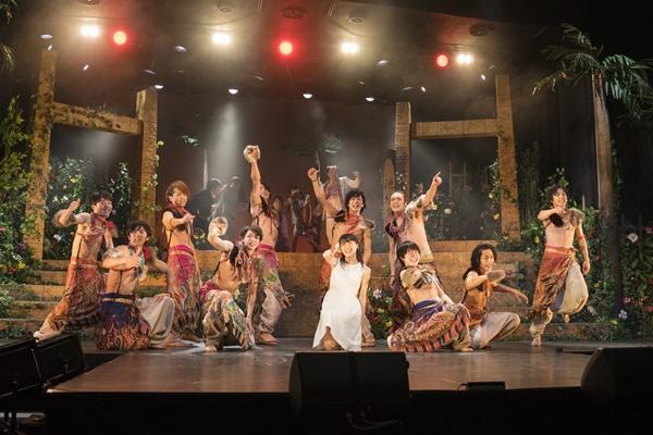 池綿島を舞台に嫁探しに奮闘するイケメン男子たちの物語