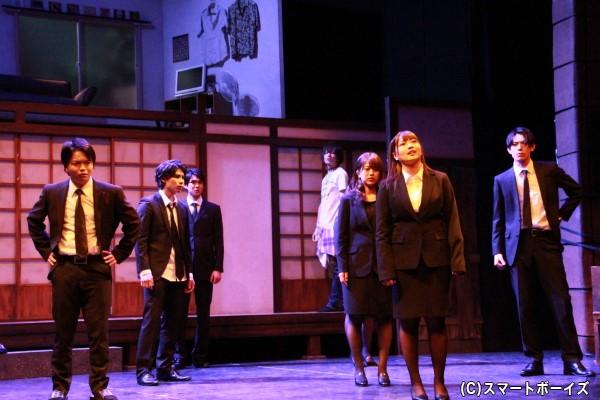 「笑って泣ける」というテーマで毎回大きな反響を呼んでいるTEAM-ODAC公演。今回も笑わせて泣かせます!