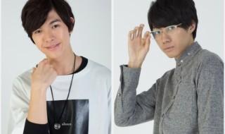 今回は遊馬さん(左)も小坂さんも『隠れ家で夜ふかし』キャラビジュでお届け!