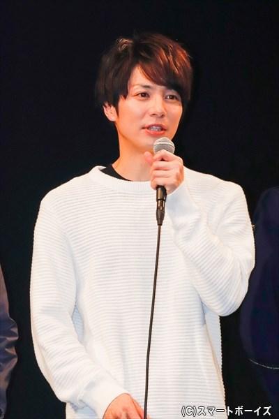 ■日野雅紀 役/和田琢磨さん