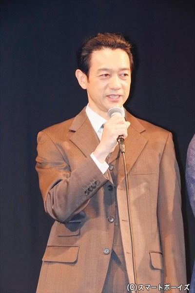 ■山路徹夫 役/飯田基祐さん