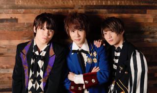 étoile☆prinz  (左から)小西成弥さん、樋口裕太さん、廣野凌大さん