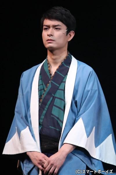島田魁役の林田航平さん