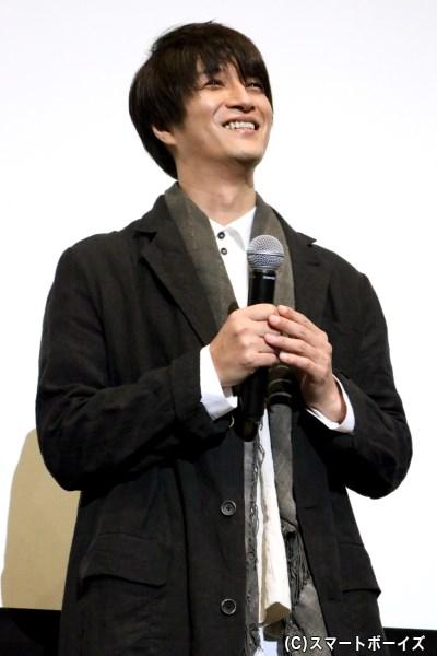 BL作品には初挑戦、桜井和明役を演じた天野浩成さん