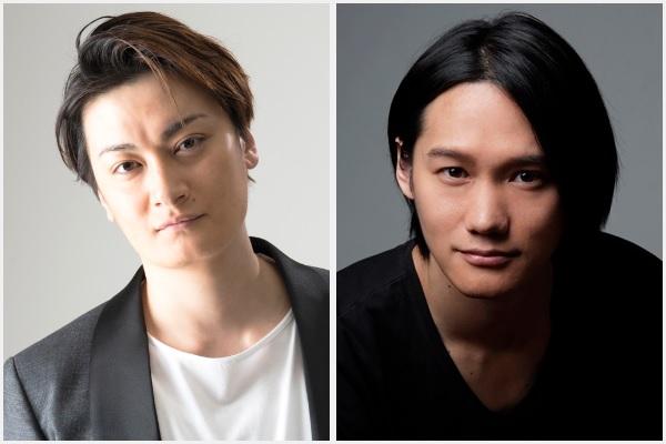 (左)中村龍介さん (右)寿里さん