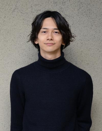 深見誠司 役の横井翔二郎さん