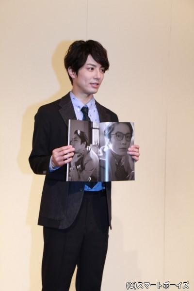 お気に入り写真を選んだ理由を熱弁する和田さん