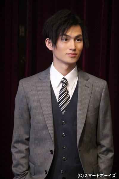 緊張するシーンが続く中、松田さんが見せた穏やかな表情にホッ