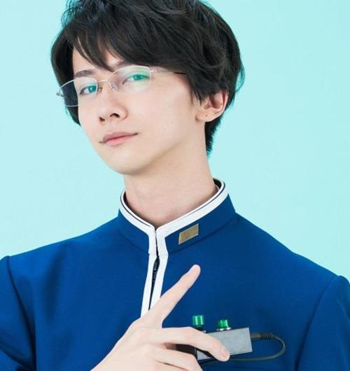 深見誠司役の横井翔二郎さん
