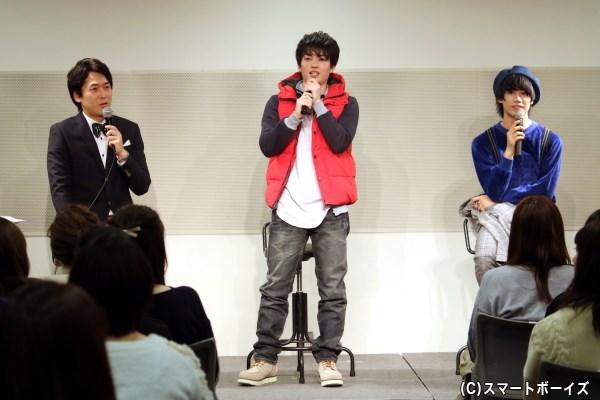 親友・志村禎雄さんも登場! 自身のカレンダー発売を記念し、大薮丘さんが初のソロイベントを開催!