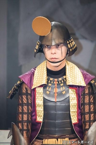 ■後藤又兵衛 役/汐崎アイルさん