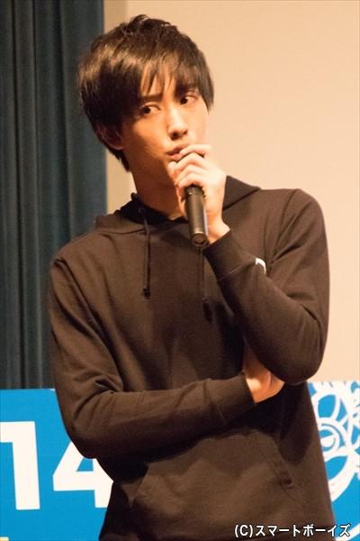 24才になった近藤頌利さんが出演するハイパープロジェクション演劇「ハイキュー!!」の上演が4月28日からスタート