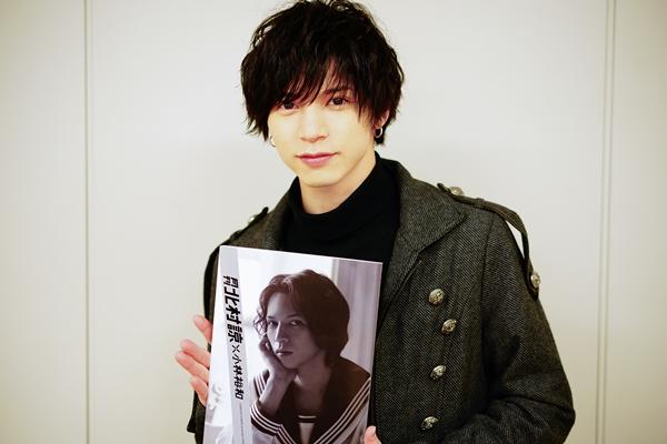 『月刊 北村諒×小林裕和』をリリースした北村諒さん