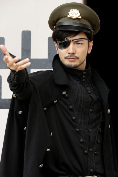 ティガー将軍役/聡太郎さん