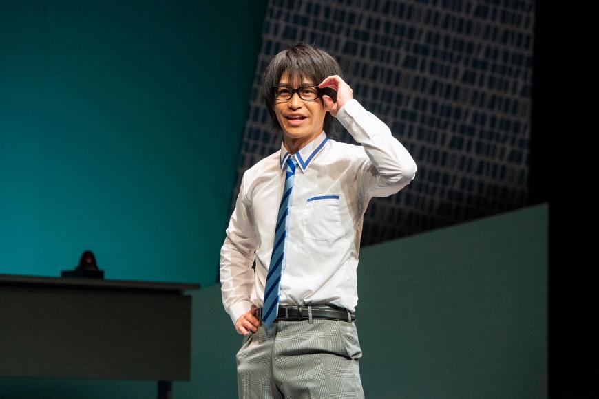 文蔵高校クイズ研究会を立ち上げた実力者・笹島学人