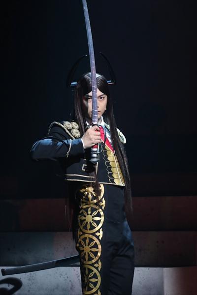 「ただ殺す」 丑の戦士 失井(うしい)役の滝川広大さん