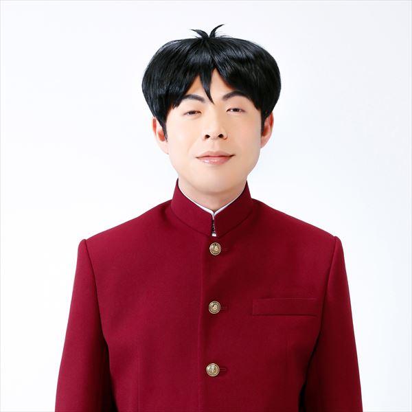 大間仁役・高木晋哉さん(ジョイマン)