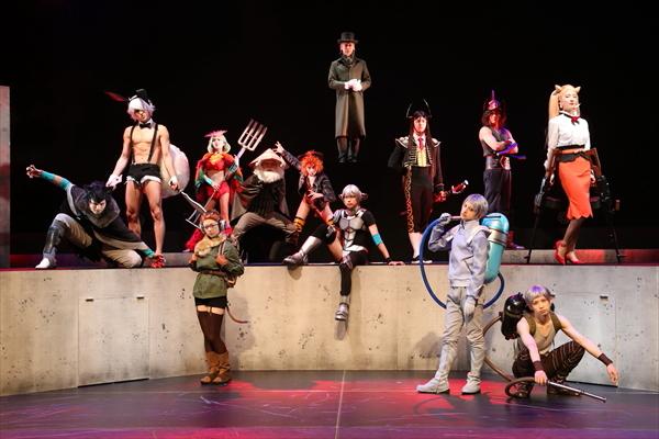 魂を揺さぶるバトルロイヤルを描く、舞台「十二大戦」ついに東京公演が開幕!