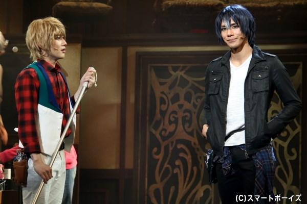 師弟関係にある新田と戸川が、それぞれに悩み、美容師として辿りついた先とは