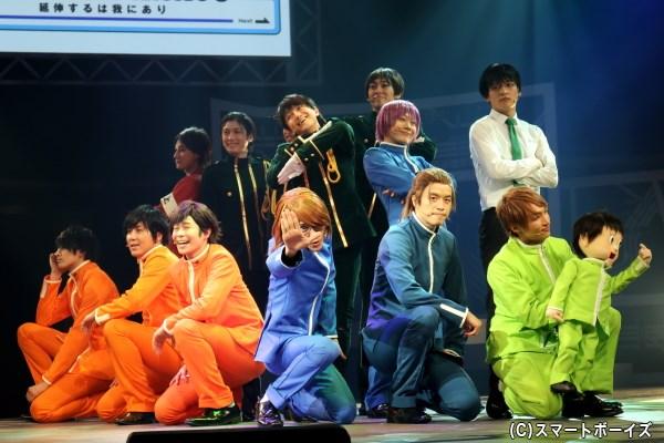 鉄道の黎明期も描かれる「鉄ミュ」第3弾、ミュージカル『青春-AOHARU-鉄道』3~延伸するは我にあり~が開幕!