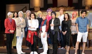 舞台上でカット&スタイリングも披露、観ると美しくなれる舞台『クレスト☆シザーズ』が開幕!