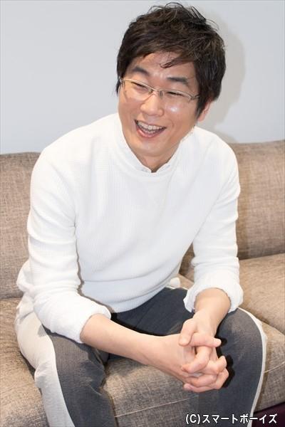 山崎樹範さん