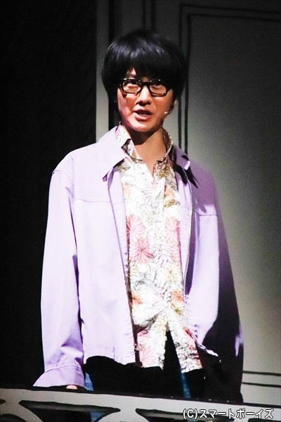 太田さんは、ストーリーやアメリの心情を語る役も担当