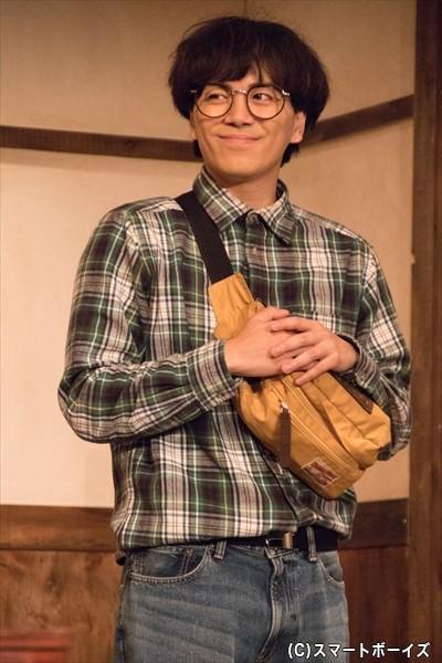 王子誠 役/竹田亮さん