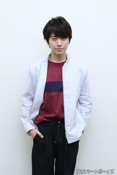 ミュージカル『あなたの初恋探します』に出演する村井良大さん
