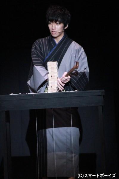 日替わりゲストの納谷健さんは22日に出演です!