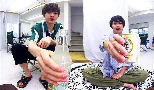 遊馬晃祐さんと浅野康之さん