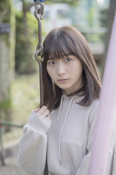 野村未羽役の大島涼花さん
