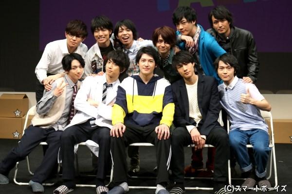 『BOYS☆TALK』第3弾が2チームにて開幕、『DANDYS☾TALK』も同時上演!