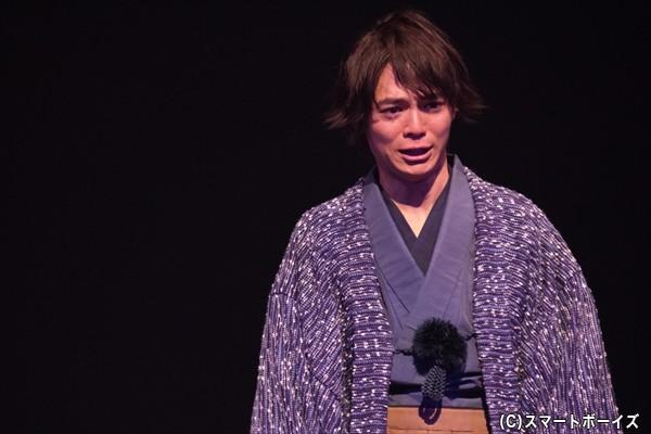「国と国、人と人のかけ橋に……」と涙ながらに訴える万次郎。幕末の揺れる日本にどんな影響を及ぼすのか――!