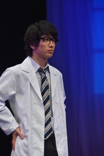 脳科学者、ハイスペック系男子☆トオミ(大海将一郎さん)