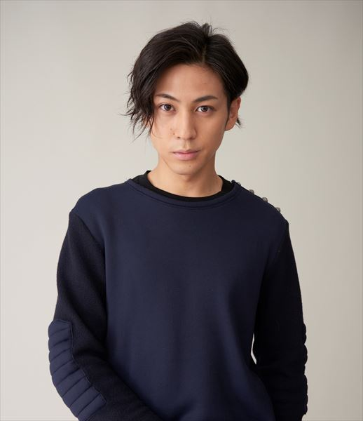 ガッチャマン/鷲尾 健役 井澤勇貴さん