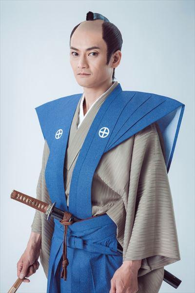 島津斉彬/アレン役 武智健二さん