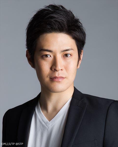 マーティン・アンサンブル 役:正木航平(まさき こうへい)さん