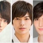 (左から)小坂涼太郎さん、遊馬さん、小波津亜廉さんが揃い踏み、千秋楽後の敵味方関係なくのノーサイドトーク!?