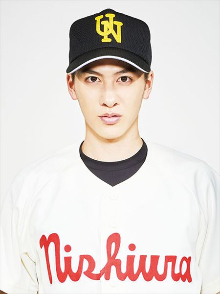 【花井梓 役 白又敦さん】